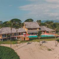 Tanusas Retreat & SPA, hotel em Puerto Cayo