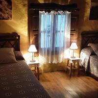 Casa rural El Patio, hotel en Benadalid