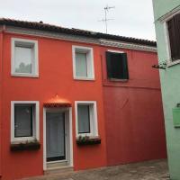 Casa arancione a Burano, hotel in Burano