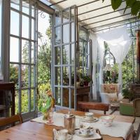 La Pluie de Roses, hotel en Giverny