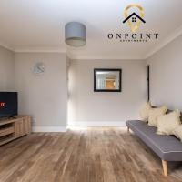 ✰OnPoint -Convenient 2 Bedroom Apt With Parking!✰