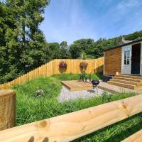 Peak District Shepherds Hut