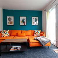 Lakeside View- Trendy Manchester Townhouse