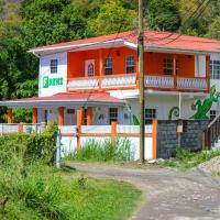 Frenz, hotel in Soufrière