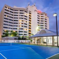 Rydges Esplanade Resort Cairns, hotel in Cairns