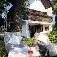 Balaton-view house, only 5 min from Heviz, hotel Hévíz-Balaton reptér - SOB környékén Alsópáhokon