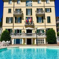 Hotel Caroline, hotel in Brusimpiano