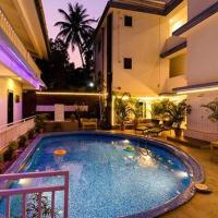FabHotel Mulberry Mint Calangute, hotel in Goa Velha