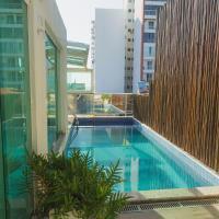 Casa do Centro - Ampla com piscina e a 200m da Praia da Avenida em Ilhéus