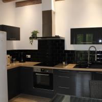 Petit maison chaleureuse dans le Vallon, hotel near Rodez - Aveyron Airport - RDZ, Marcillac-Vallon