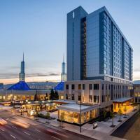 Hyatt Regency Portland at the Oregon Convention Center, hotel in Portland