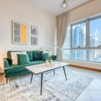 Ravishing 1 Bedroom Apartment at Marina Diamond 1 Dubai Marina by Deluxe Holiday Homes