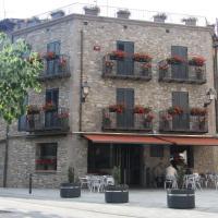 Fonda Sala, отель в городе Olost