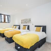Spacious 1 Bed Luxury St Albans Apartment - Free WiFi & Parking