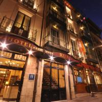 Hotel Rua Salamanca, hotel in Salamanca