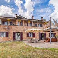Nice home in San Giorgio Monferrato with WiFi and 1 Bedrooms, hotell i San Giorgio Monferrato