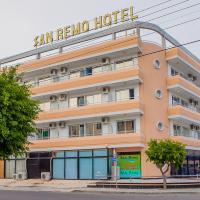 San Remo Hotel, hotel in Larnaca