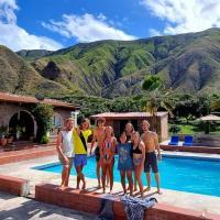VILLA DEL SOL AMBUQUI, hotel em Ambuquí