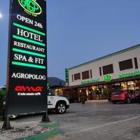 Agropolog Hotel & Spa, hotel in Zhelinë