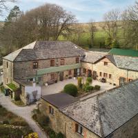 The Loft - The Cottages at Blackadon Farm
