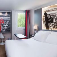 Best Western Paris Saint Quentin, hotel in Montigny-le-Bretonneux