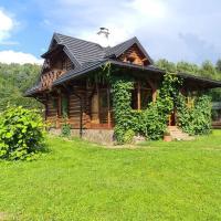 Wapienne domek, hotel in Sękowa