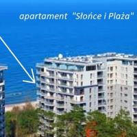 Apartament nad morzem Słońce i Plaża, hotel in Dziwnówek