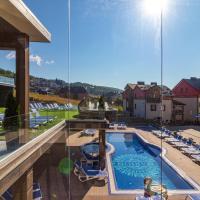 MARION SPA, hotel in Bukovel