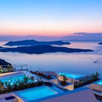 Alti Santorini Suites, hôtel à Megalochori