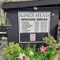 The King's Head Hotel, hotel in Keighley