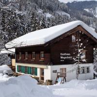 Alpengasthof Wegscheid, hotel in Kelchsau
