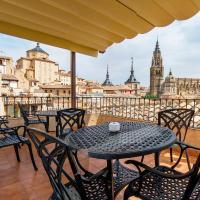 Hotel Santa Isabel, hotel a Toledo