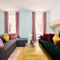 Wonderful Apartment in Bath wGarden & Parking - Sleeps 8