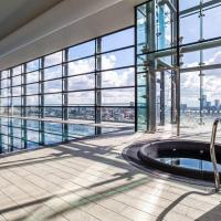 Luxury 1 Bedroom Apartment in Central Manchester- Skyline II