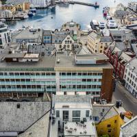 Aalesund City Apartment, hotell i Ålesund
