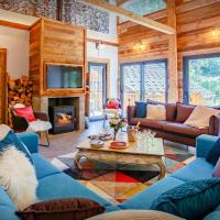 Rare peaceful chalet in Morillon for 14 with nordic bath sauna barrel and nature surroundings
