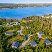 Lonely Rock Seaside Bungalows, hotel em Larrys River