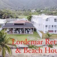 Lordemar Retreat & Beach Villa, hotel in Patillas