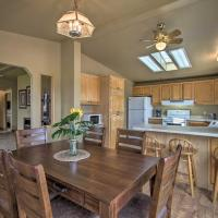 Stunning and Quiet Helena Home with Covered Porch