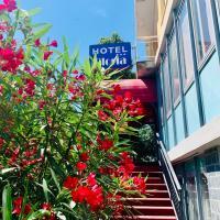 Hotel Gloria, hotell i Salsomaggiore Terme