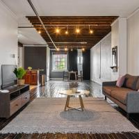 Attractive 1BR in the Old City Neighborhood