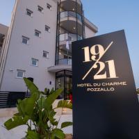 Hotel 1921, hotel Pozzallóban