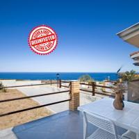 Vitalia - Vista Mare-2 camere -Giardino-BBQ - WiFi FREE, hotell i Torre Dei Corsari