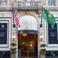 Mayflower Park Hotel, hotel in Seattle