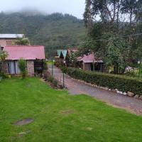 Hospedaje Las Cabañas, hotel in Monguí