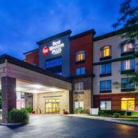 Best Western Plus Harrisburg East Inn & Suites, готель у місті Гаррісберг