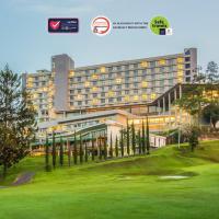 Swiss-Belresort Dago Heritage, hotel in Bandung