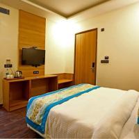 STARDOM HOTEL & RESORT, hotel near Dr. Babasaheb Ambedkar International Airport - NAG, Dhantoli