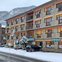 Hotel Antic, hotel en Ordino