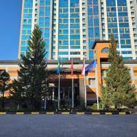Comfort Hotel Astana, отель в городе Нур-Султан
